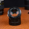 Nikon 50mm f/1.4 AI<br /> Focus ring is a bit stiff, aperture fine.  Optics clear except for the usual tiny dust.<br /> (Sold now)