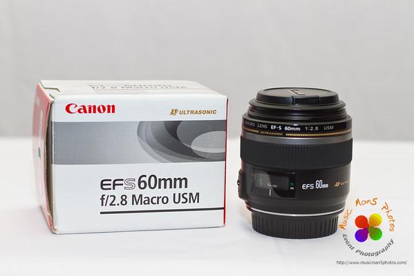 Lens/Camera specific