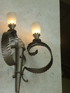 P, light sconce in Tampa, FL