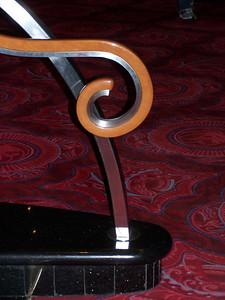 P, handrailing in Las Vegas, 3.08