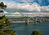 Yaquina Bay Bridge © Derek Helt