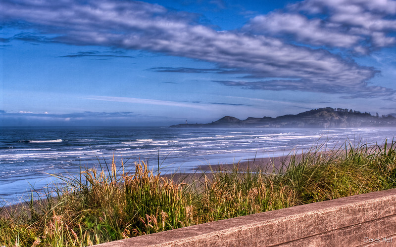 Yaquina Head in HDR-2