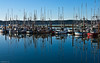 Yaquina Bay September Morning 2 16:10 Widescreen Wallpaper