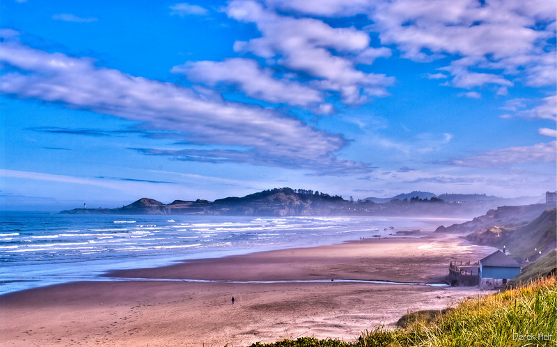 Yaquina Head in HDR-3