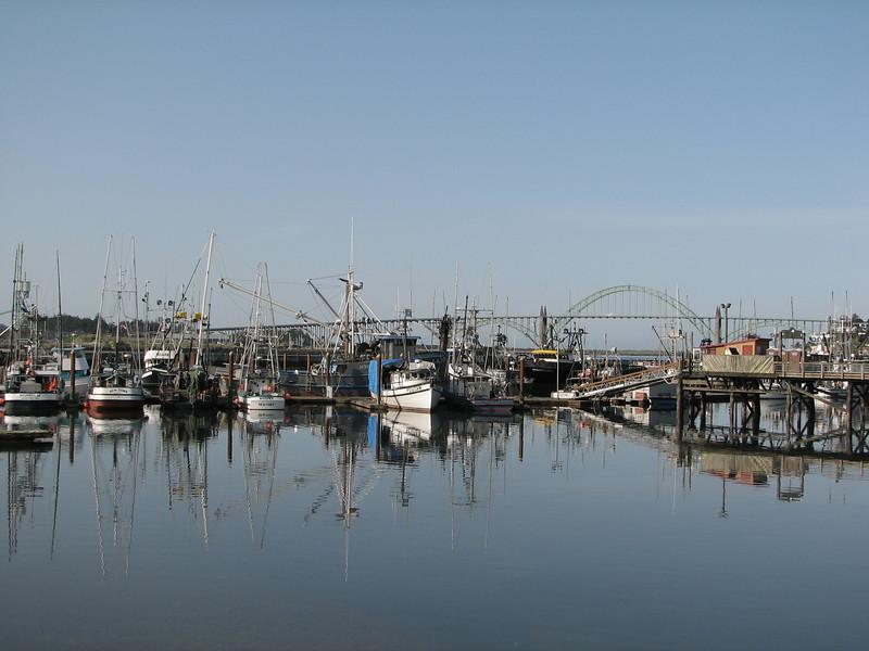 Newport Bay Front