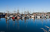 Yaquina Bay September Morning 1 16:10 Widescreen Wallpaper