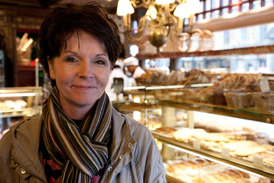 French Bakery Portrait, Lille, France