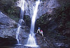 waterfall big sur
