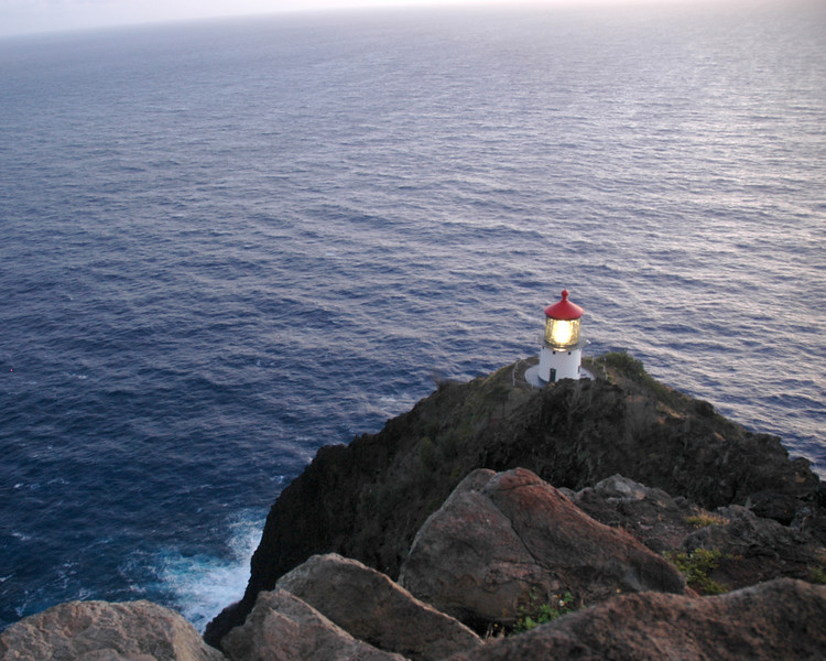 Makapuu Headlight