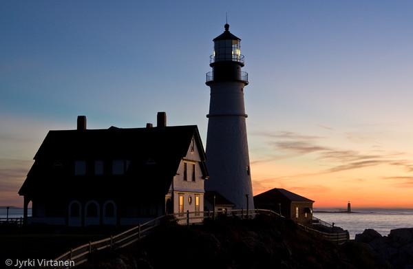 Portland Head Light II - Cape Elizabeth, ME, USA