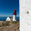 Lindesnes, Norway (southern most lighthouse/point in Norway)