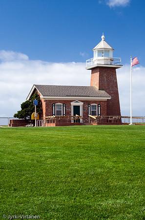 Santa Cruz Lighthouse - Santa Cruz, CA, USA