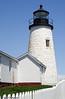 Pemaquid Point Light - Bristol, ME, USA