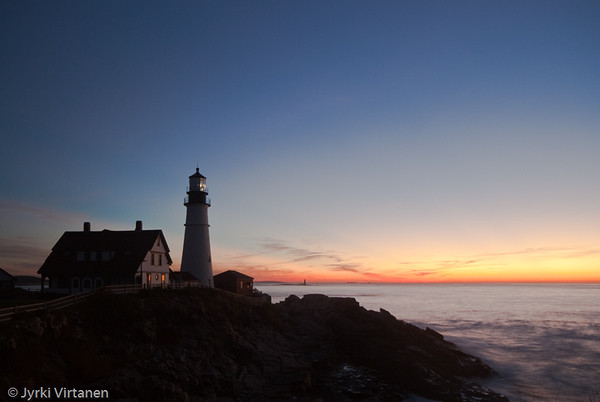 Portland Head Light - Cape Elizabeth, ME, USA