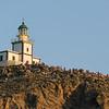 Akrotiri Lighthouse, gSantorni, Greece