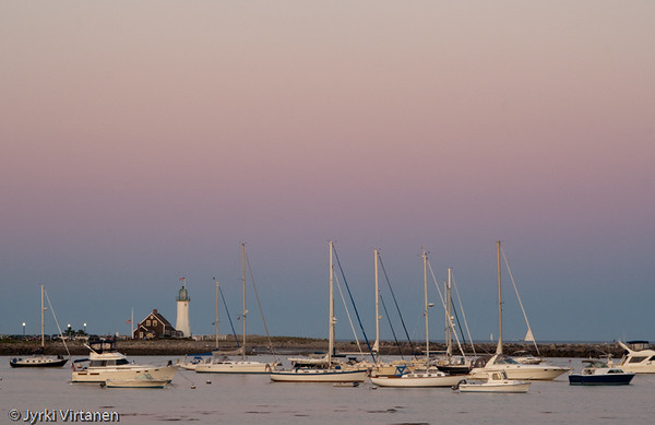 Scituate Light - Scituate, MA, USA