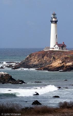 Pigeon Point Lighthouse II - CA, USA