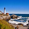 Portland Head Lighthouse in Maine