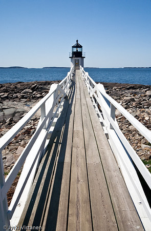 Marshall Point Light - Port Clyde, ME, USA