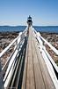 Marshall Point Light - Port Clyde, ME, USA