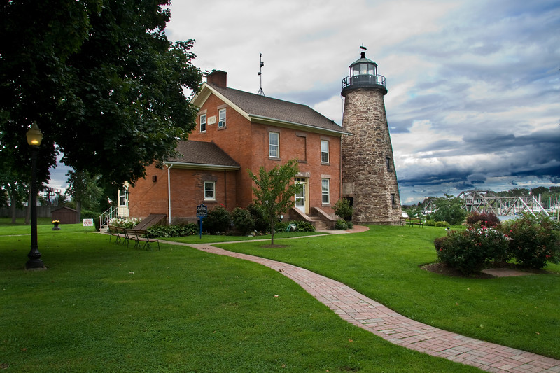 Charlotte Lighthouse, Rochester, New York