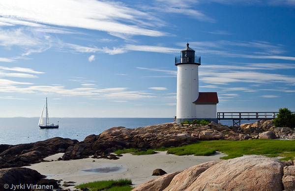 Annisquam Light - Gloucester,  MA, USA
