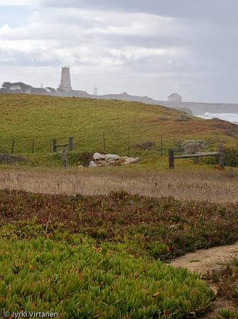 Piedras Blancas Lighthouse - San Simeon, CA, USA