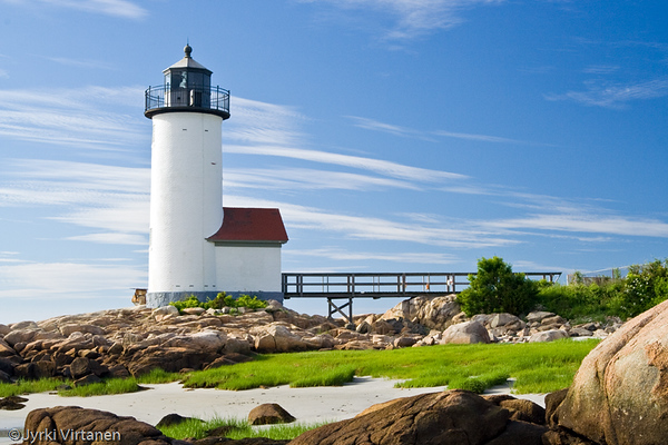 Annisquam Light II - Gloucester,  MA, USA