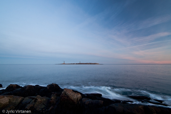Thacher Island Twin Lights - Rockport, MA, USA