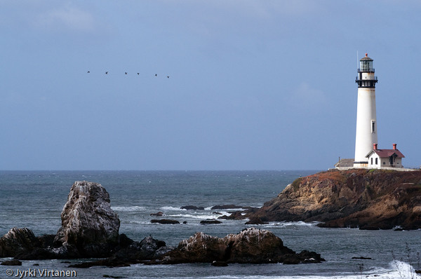 Pigeon Point Lighthouse - CA, USA