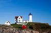 "Cape Neddick (""Nubble"") Light - York, ME, USA"