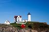"""Cape Neddick (""""Nubble"""") Light - York, ME, USA"""