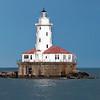 Lighthouse - Lake Michigan