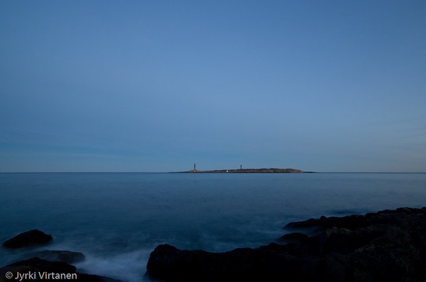 Thacher Island Twin Lights II - Rockport, MA, USA