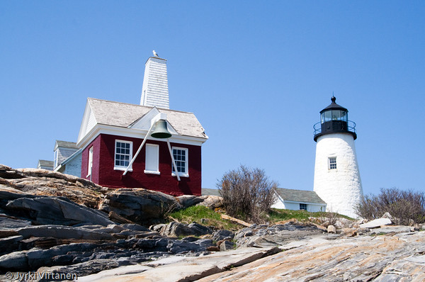 Pemaquid Point Light II - Bristol, ME, USA