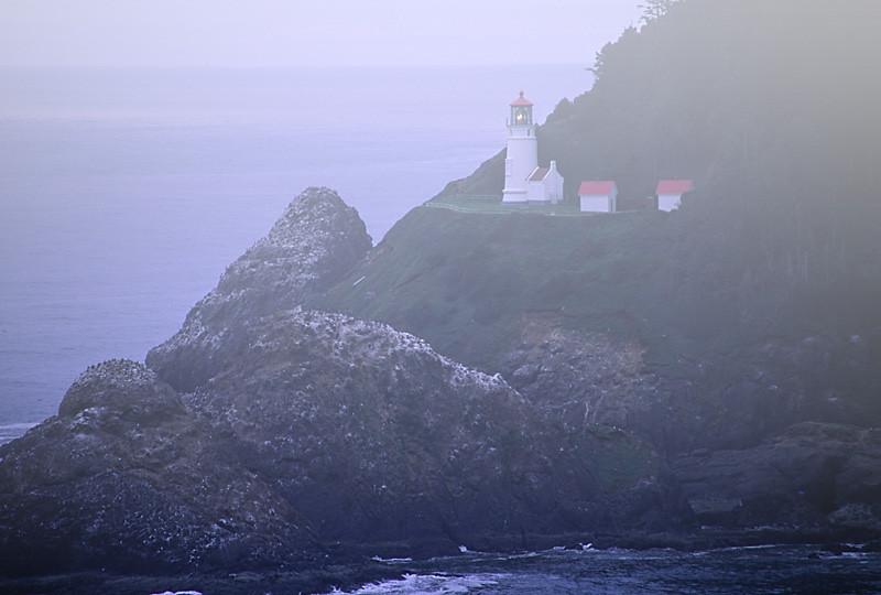 Heceta Head Lighthouse - Oregon
