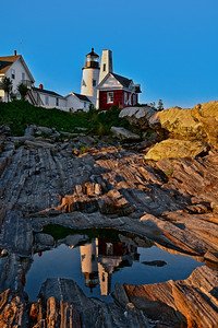 Pemaquid Lighthouse in Maine