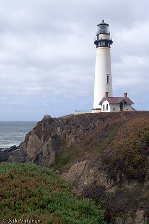 Pigeon Point Lighthouse III - CA, USA