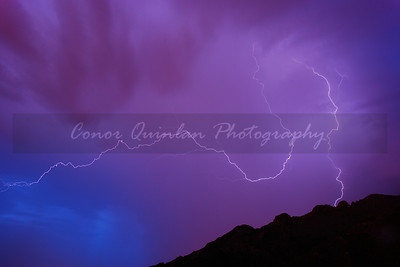 Images of lightning, which are some of the most amazing natural phenomenon the earth has to offer