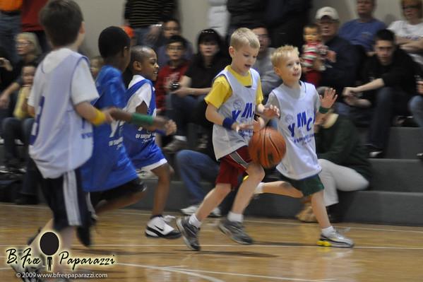 Little League Team Sports Shoot