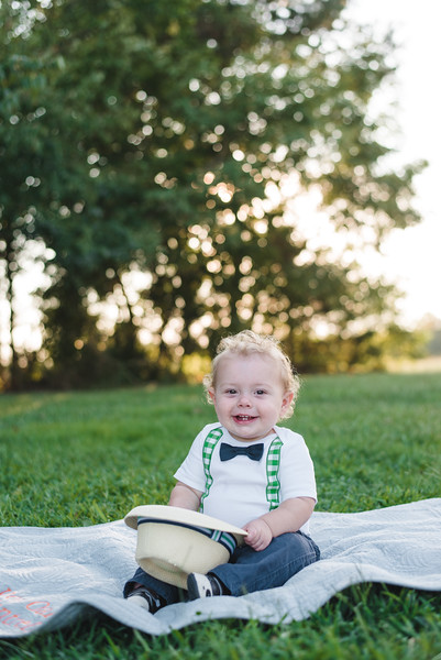 Knox Oakley | One Year