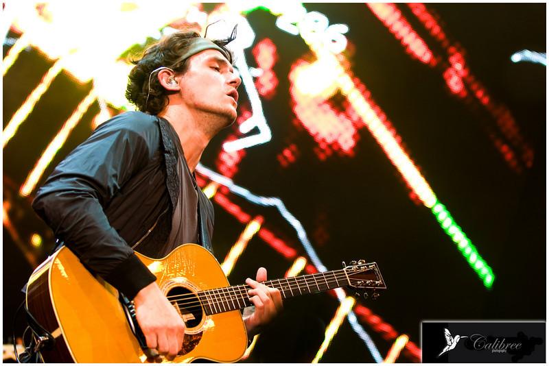 John Mayer live at Shoreline 2010 Copyright Calibree Photography