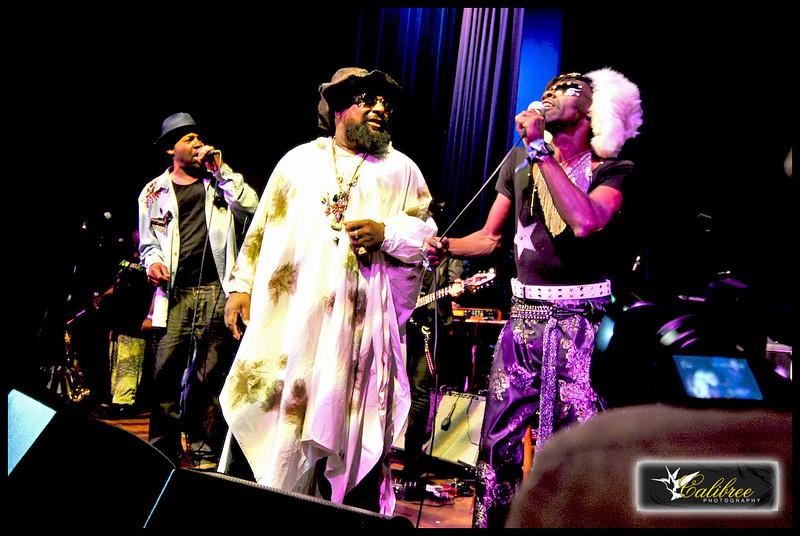 P Funk at Yoshi's SF