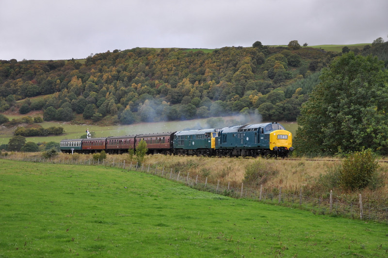 37240 and 31162, Carrog.