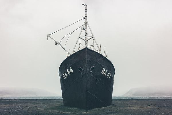 BA 64 Shipwreck