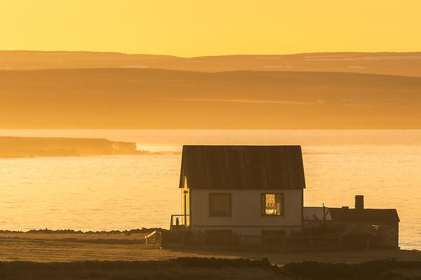 Langanes Sunset