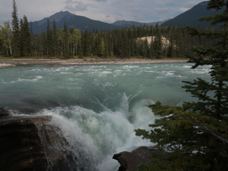 Athabasca Falls - Jasper National Park