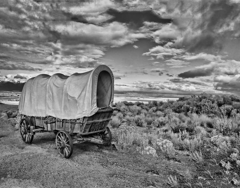 Oregon Trail - Baker City, OR