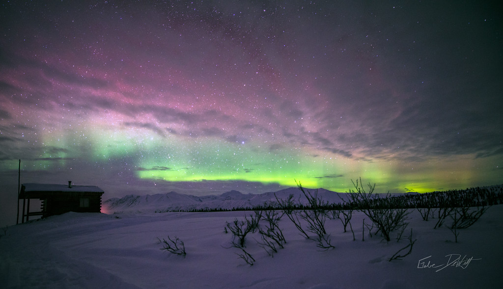 Nothern Lights, Aurora Borealis