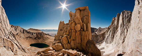 First Tower of Mount Whitney